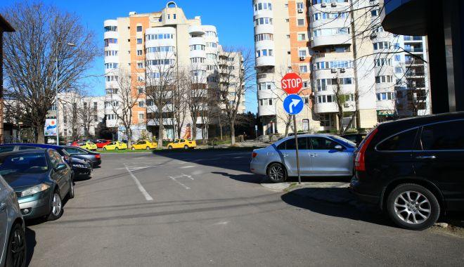 Foto: Atenție constănțeni! Trei străzi din oraș devin artere cu sens unic