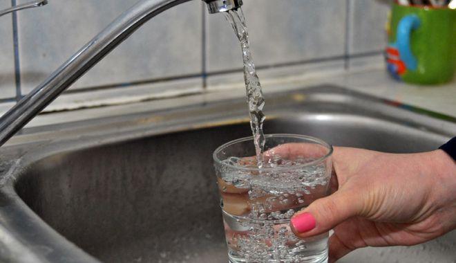 Foto: Atenție, se oprește apa în localitatea Hârșova!