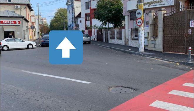 Foto: Atenție, constănțeni! Primăria schimbă traficul în zona Flămânda
