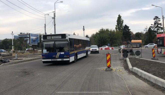 Atenție, constănțeni, strada Termele Romane este  închisă sâmbătă - atentieconstantenistrada3-1540567150.jpg