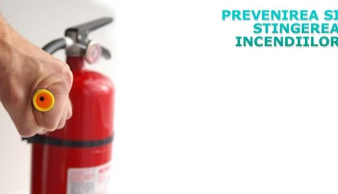 Foto: Atenţie hotelieri: cursuri privind  apărarea împotriva incendiilor!