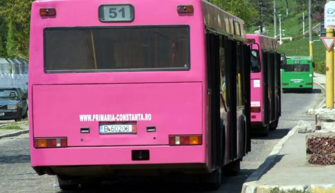 Foto: Atenţie, liniile RATC 44 şi 51  vor circula pe alt traseu!
