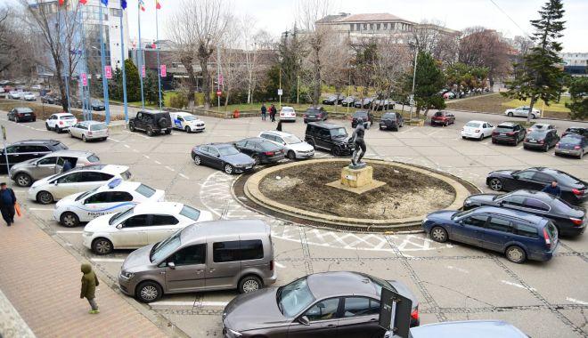 Foto: Atenţie, constănţeni! Restricţii de circulaţie în centrul municipiului