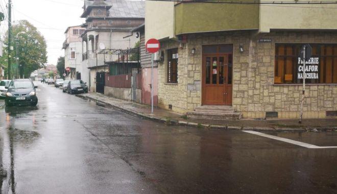 Foto: Atenție, constănțeni! Un nou sens unic pe o stradă importantă din cartierul Inel II