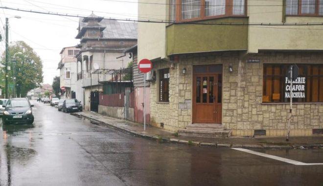 Atenție, șoferi! Sens unic pe strada Dumitru Marinescu, începând de astăzi - atentiesensunic-1572853119.jpg