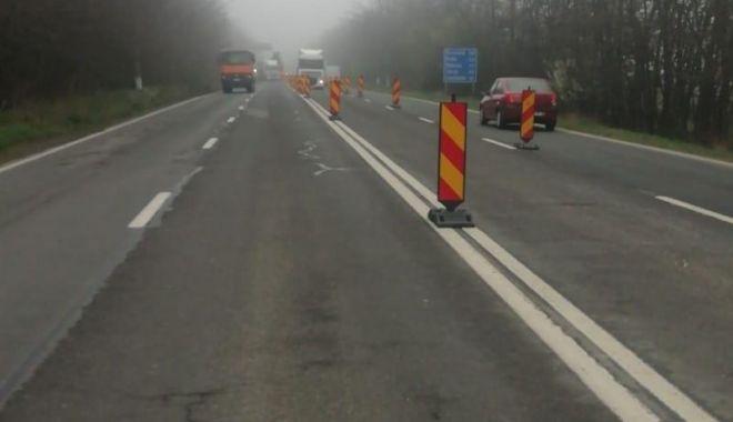 Atenţie, şoferi! Lucrări de asfaltare pe drumul spre staţiuni - atentiesoferi-1555098007.jpg