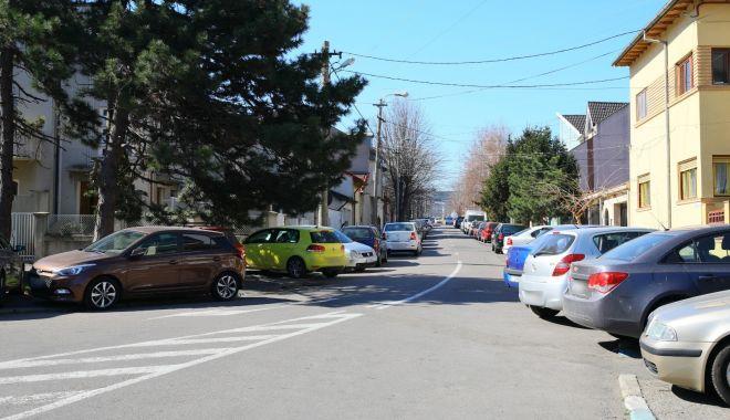 Foto: Atenție șoferi! Se schimbă sensul de circulație pe două străzi din Tomis II