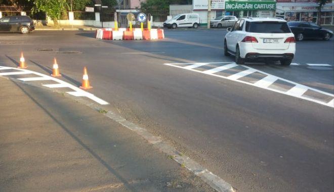 Modificări în traficul de pe strada Nicolae Iorga - atentiesoferitreceredepietoni-1559505521.jpg