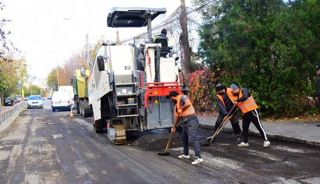Foto: Atenție, constănţeni! Restricții de circulație în următoarele zile pe trei străzi din cartierul Tomis Nord