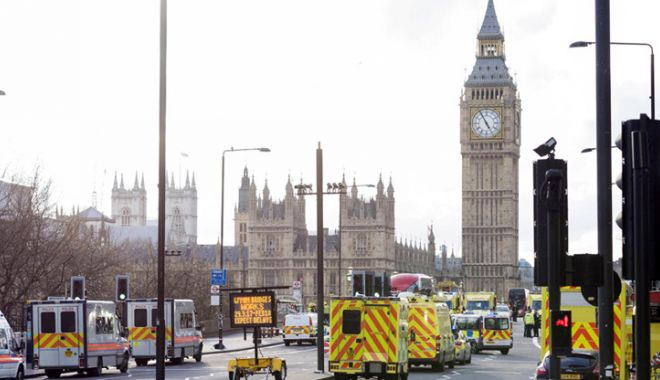 Foto: Atenţionări cu privire la lupta antiteroristă în Europa,  după Brexit