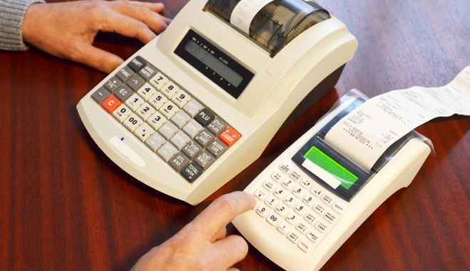 Foto: Atenție, agenți economici! V-ați dotat cu case de marcat cu jurnal electronic?