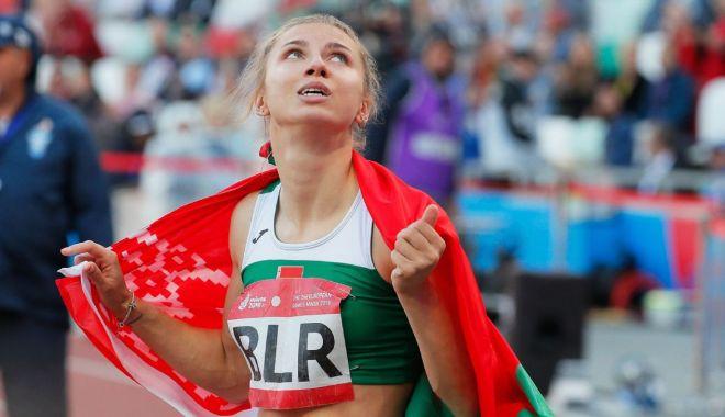 O atletă din Belarus a cerut azil politic în Japonia - atletadinbelarus2-1627911295.jpg