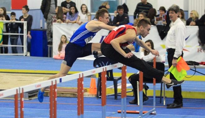 Foto: Atleţii constănţeni,  la Campionatul Balcanic din Serbia