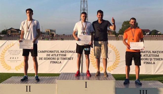 Foto: Atleţii constănţeni, salbă de medalii  la Naţionale