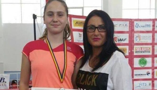 Foto: Atleţii constănţeni, două medalii la Naţionale