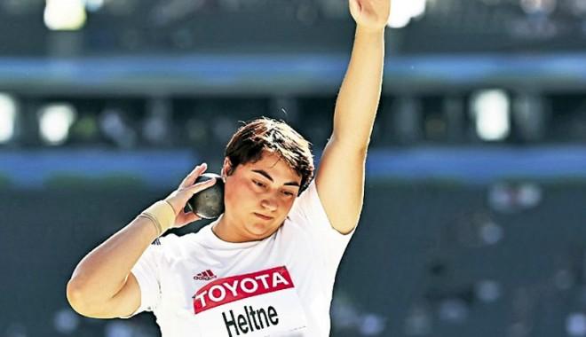 Foto: Anca Heltne, pe locul 5 la reuniunea din Shanghai