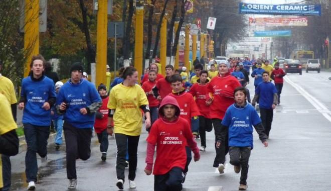 Foto: Crosul 1 Decembrie s-a bucurat din nou de succes la Constanţa