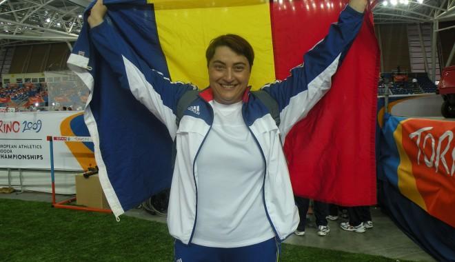 Foto: Atletism / Anca Heltne, pe podium la Grand Prix-ul din Brazilia