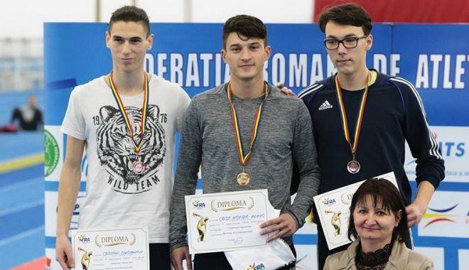 Foto: Atleții de la CS Farul Constanța s-au întors victorioși de la Pitești. Câte medalii au cucerit