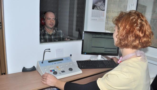 Foto: Ai probleme cu auzul?Iată unde îţi poţi face o audiogramă gratuită