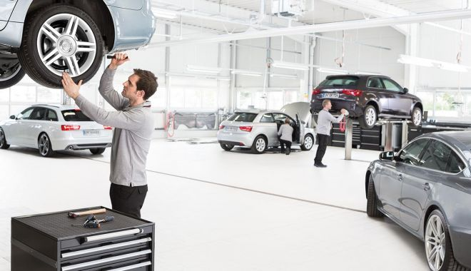 Foto: Anunț-șoc pe piața auto! Audi recheamă în service milione de A4, A5, A6 şi Q5!