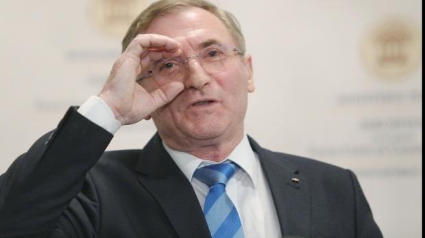 Foto: Augustin Lazăr: Am depus cerere de pensionare la CSM