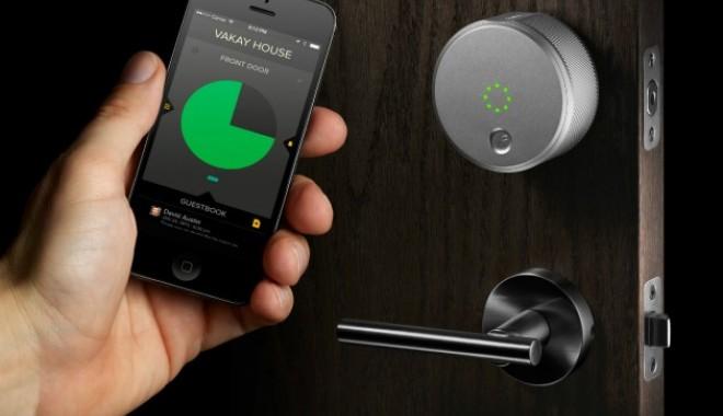 Foto: VIDEO. Cheia casei viitorului va fi o aplicație pe telefon