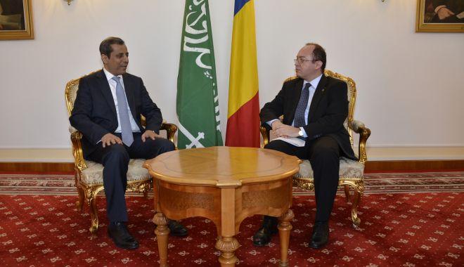 Ministrul Bogdan Aurescu l-a primit în vizită pe ambasadorul Arabiei Saudite - aurescuambasador-1614798278.jpg