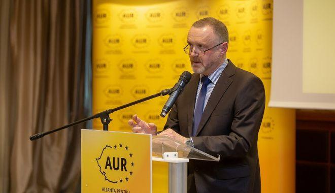 Alianţa pentru Uniunea Românilor intră în grevă parlamentară - aurgrevaparlamentara-1632145721.jpg