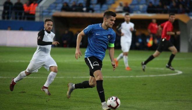 Foto: Ianis Hagi şi Tudor Băluţă, precontract cu Genoa?