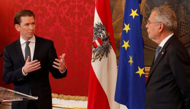 Foto: Austria, foarte aproape de organizarea alegerilor anticipate
