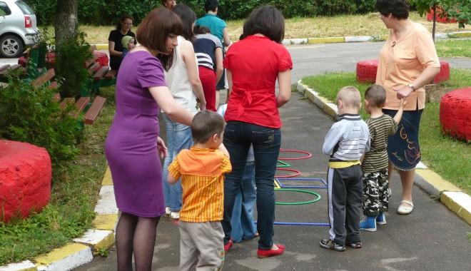 Foto: Cel mai amplu proiect pentru autişti, la final