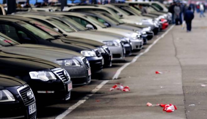 Foto: Piaţa auto,  în creştere.  Ce maşini  s-au vândut  cel mai bine