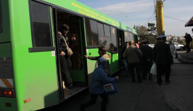 Foto: Autobuzul 3 din Palazu Mare  are o rut� mai scurt�