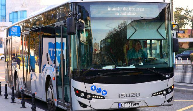Foto: ATENȚIE, CĂLĂTORI! Se schimbă traseele autobuzelor 44, 51, 51b, 48 și 101