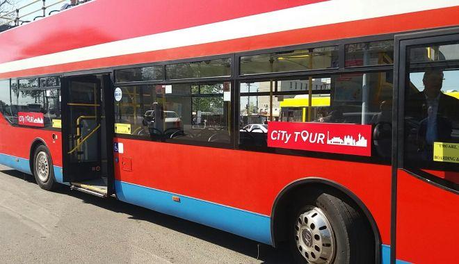 Autobuzele etajate circulă până în weekend - autobuze-1568225576.jpg