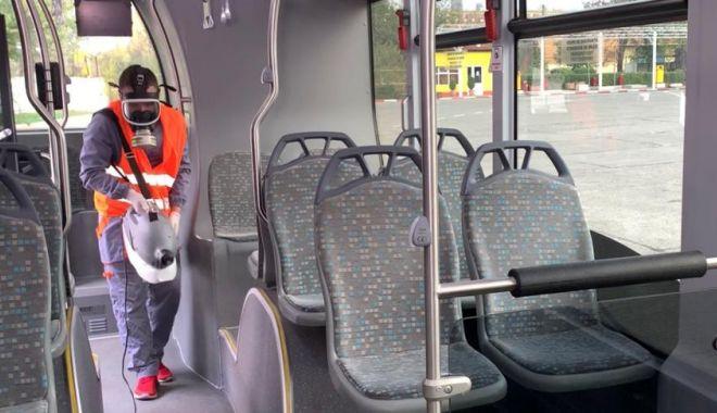 Măsuri de prevenire a răspândirii virusului hepatic A, în autobuzele CT BUS - autobuze-1574110211.jpg