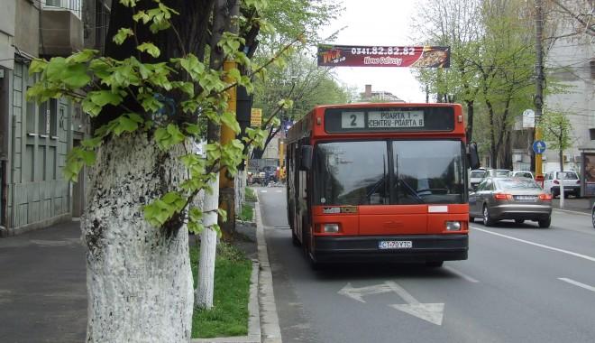 Foto: Program de week-end, de 1 Mai şi Paşte, pentru autobuzele RATC