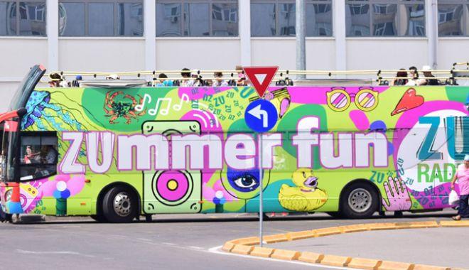Foto: Autobuzele estivale îşi scurtează programul