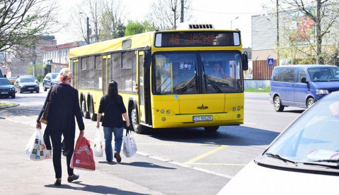 Foto: Autobuzele de pe liniile  42, 44, 48, 51 şi 101 C îşi schimbă traseul