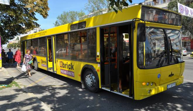 Foto: Autobuzele RATC au program de week-end, în lunea de Rusalii