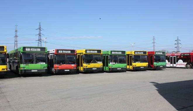 Foto: Autobuzul 3 din cartierul Palazu Mare îşi schimbă traseul de mâine
