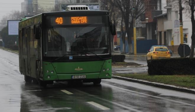Foto: RATC. Se schimbă denumirea unei staţii de pe bulevardul Mamaia