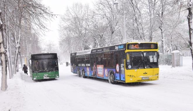 Foto: Încă patru zile de transport  gratuit cu RATC