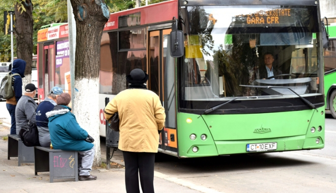 Foto: Liniile autobuzelor 5 - 40 şi 40C, comasate