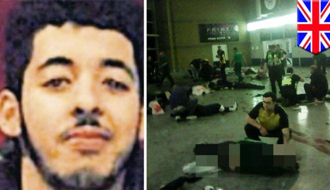 Foto: Autorul atentatului de la Manchester fusese salvat de Marina Regală Britanică din Libia