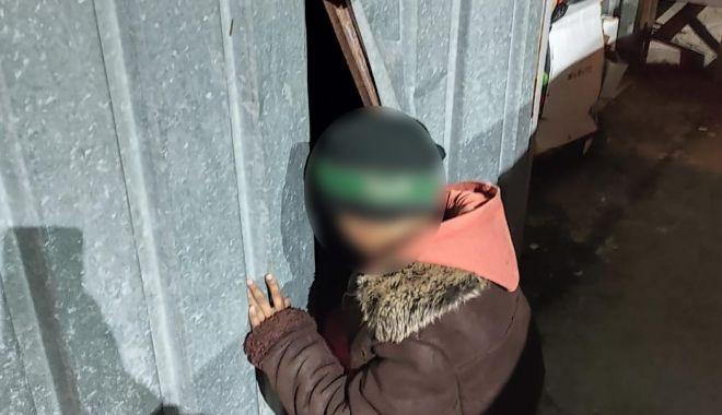 Autorii unui furt, depistați în flagrant de polițiștii locali - autoriiunuifurt1-1614938715.jpg