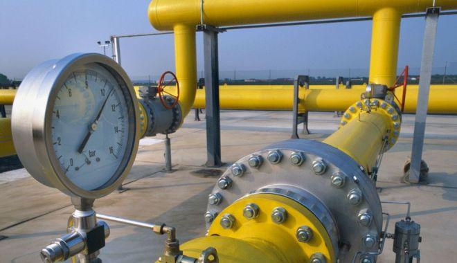 Foto: Administrația locală din Limanu a recepționat rețeaua de gaze naturale