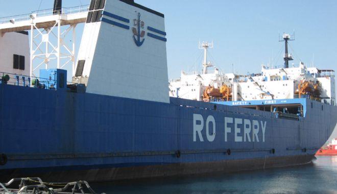 Foto: Autoritățile mor de grija navigatorilor  de pe inexistenta flotă maritimă națională