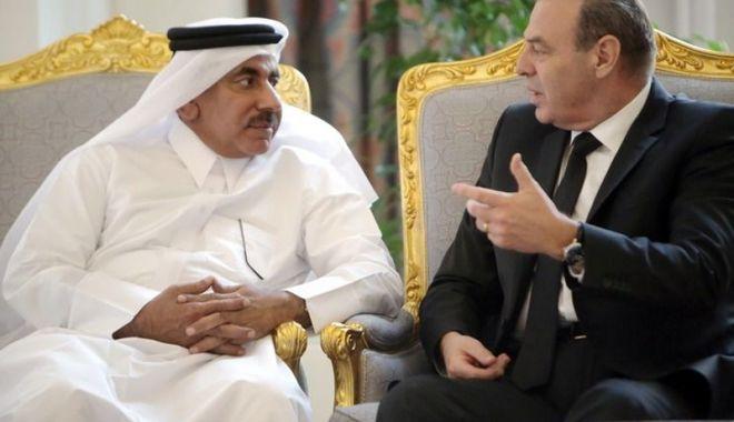 Foto: Autoritățile navale și portuare din România și Qatar  vor adopta memorandumuri de înțelegere